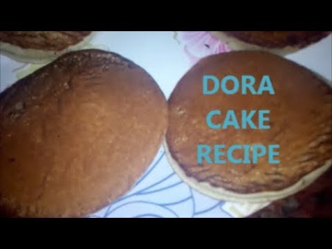 DORA CAKE RECIPE I Kids Favorite Dora Cake Recipe I Eggless Dora Pan Cake Recipe In Hindi