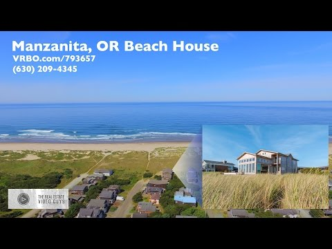 Outstanding Manzanita OR vacation rental right on the beach!