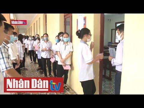 Quảng Bình: Gần 12 nghìn học sinh thi vào lớp 10 THPT