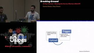 BG - At Your Service - Abusing the Service Workers Web API - Daniel Abeles & Shay Shavit