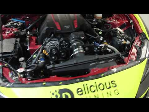 How To Pull The FRS Motor