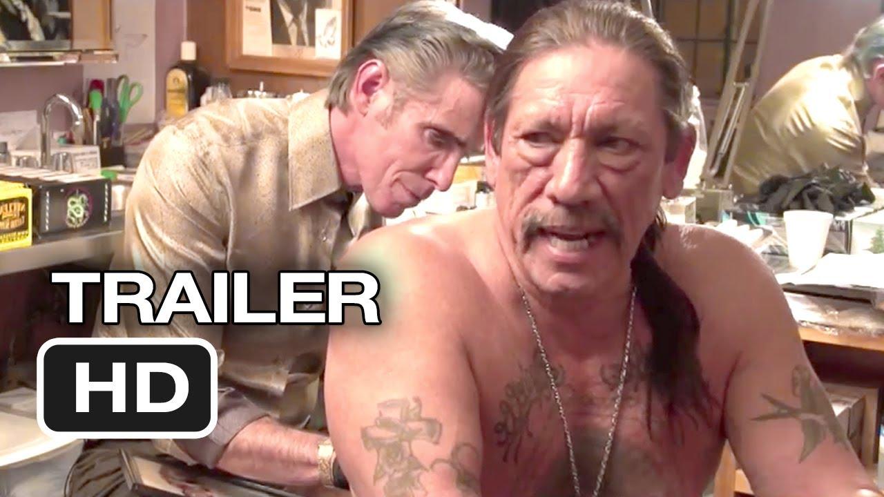 Tattoo Nation TRAILER 1 (2013) - Danny Trejo, Don Ed Hardy, Mister Cartoon Movie HD