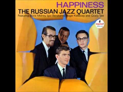 The Russian Jazz Quartet - Journey From Moscow (1964)