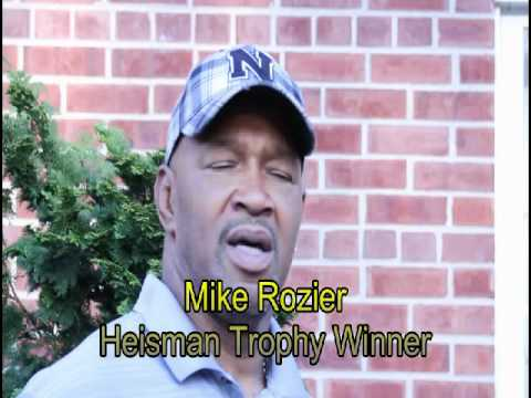 Michael Rozier - Heisman Trophy Winner