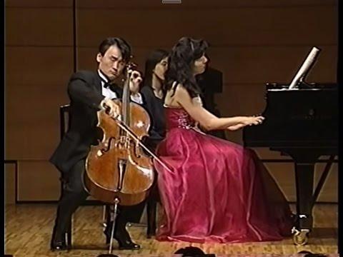 Rachmaninov:Cello Sonata/Jian Wang