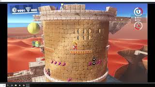 Mario Odyssey Yuzu build 1816 - with some optimizations - i5 8600k