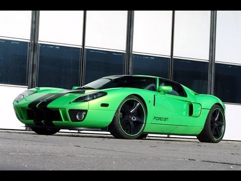 GT6 : Drag Spec - 0-60 in 1.5 second Ford GT - YouTube