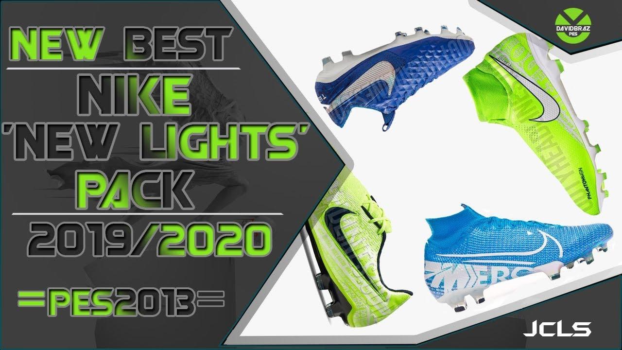 66df113dfd8f6 PES 2013 | New Best • Nike 'New Lights' Pack • 2019 / 2020 • HD ...