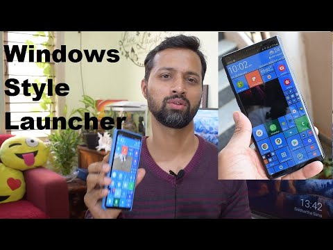 Best android launcher 2020 - Windows Phone Launcher for android -  - Square Home Launcher 3