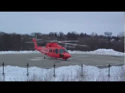 ORNGE Air Ambulance (1080p HD) Fixed