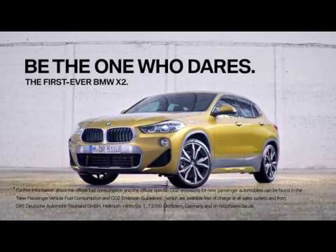 2018 BMW X2 commercial TVC