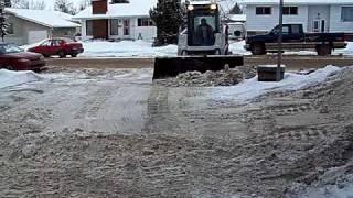 Short Snow Track Thumbnail