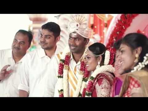 Malaysian Indian Wedding Highlight Of Siva & Jasmina by Leonard Hon Signature