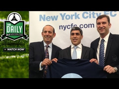 NYCFC adds Claudio Reyna to Front Office staff, US Open Cup - The Daily 5/22