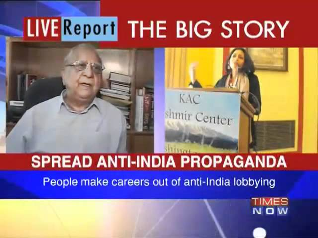 ISI paid Indians to lobby? [from TimesNow]