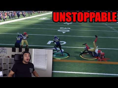 HE IS UNSTOPPABLE!! NO MONEY SPENT EP. 25 - MADDEN 18 ULTIMATE TEAM