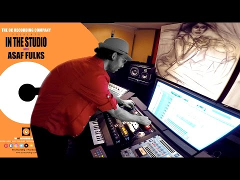 IN THE STUDIO with Asaf Fulks: Episode 1 [Production and Mixing]