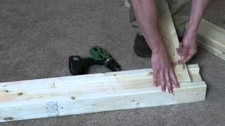 How To Build Sawhorses
