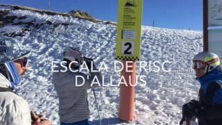 Reciclatge allaus Grandvalira Andorra(, 2016-12-15T14:34:31.000Z)