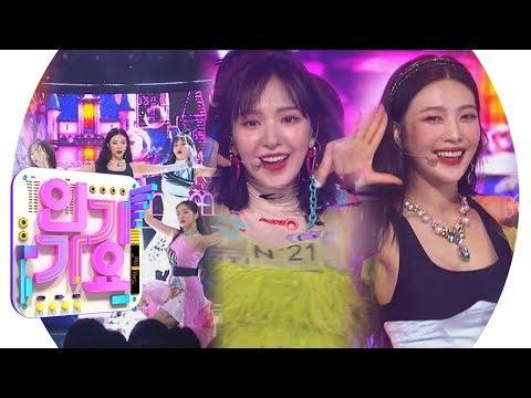 Red Velvet(레드벨벳) - Zimzalabim(짐살라빔) @인기가요 Inkigayo 20190707