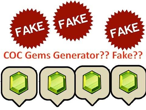 Fake-detector: Clash Of Clans Generators