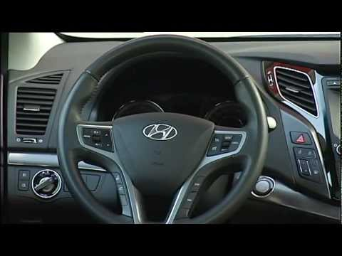 hyundai i40 sw interior youtube. Black Bedroom Furniture Sets. Home Design Ideas