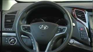 Hyundai i40 SW Interior