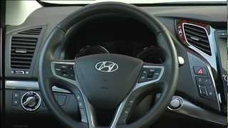 Hyundai i40 SW Interior смотреть