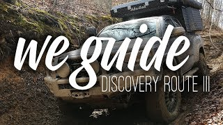 WE GUIDE: Discovery Route III.