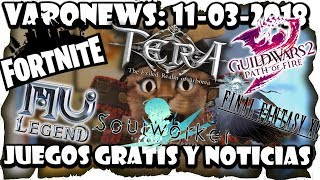 #Juegos #gratis & News: Amnesia, Fortnite Movil, H1Z1 F2P, Anthem, Tera and more Varonews