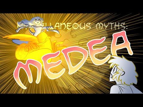 Miscellaneous Myths: Medea