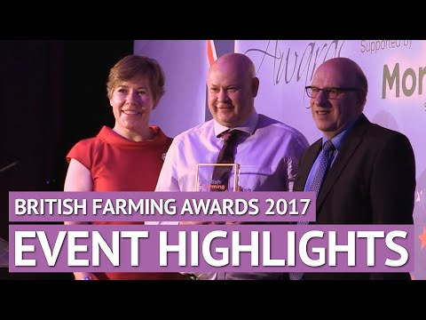 British Farming Awards 2017 Highlights