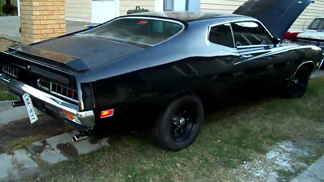 1971 ford torino 500 youtube