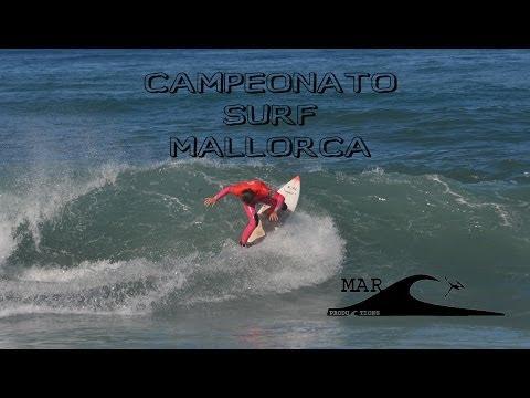 COMPETICION DE SURF MALLORCA Son Serra de Marina  la compuerta  2014