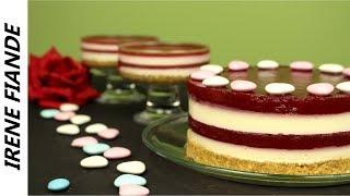 Самый вкусный ЧИЗКЕЙК БЕЗ ВЫПЕЧКИ ко Дню Святого Валентина. Вы такого ещё не ели!