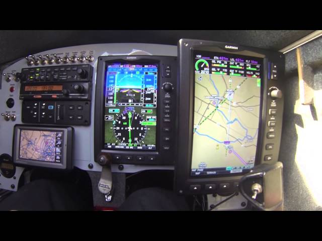 G3X Coupled ILS Approach