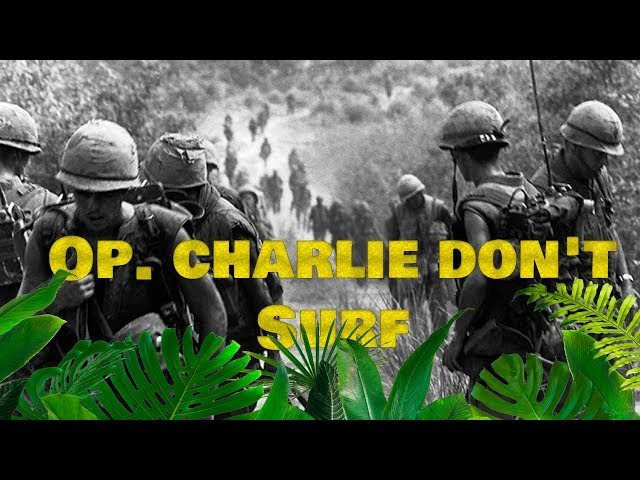 Op charlie don't Surf | Doung island| 11thmeu | Arma 3