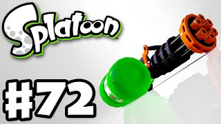 Splatoon - Gameplay Walkthrough Part 72 - Heavy Splatling! (Nintendo Wii U)