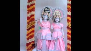 Vrindavan Ki Mahima  Bhakt Raskhan by Swami Gangeshwaranandji