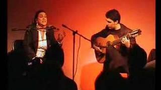 Paqui Moreno - Tanguillo - Taller de Flamenco