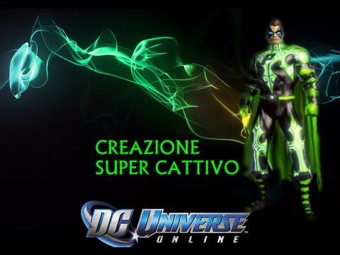 Download DC Universe Online  ITALIANO        1#LA CRAZIONE  720P(HD)