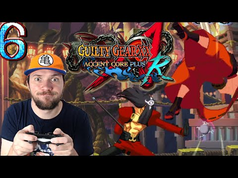 MUST SUMMON MORE BALLS - Guilty Gear XX Accent Core Plus R Ranked Matches |
