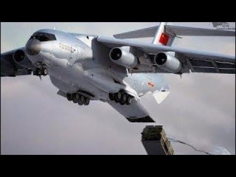 Sri Lanka To Buy Chinese Xian Y20 Military Cum Civil Transport Planes