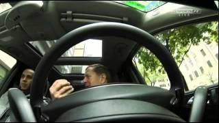 Martin Brundle drives Lewis Hamilton - Canada 2013 (Sky Sports F1)