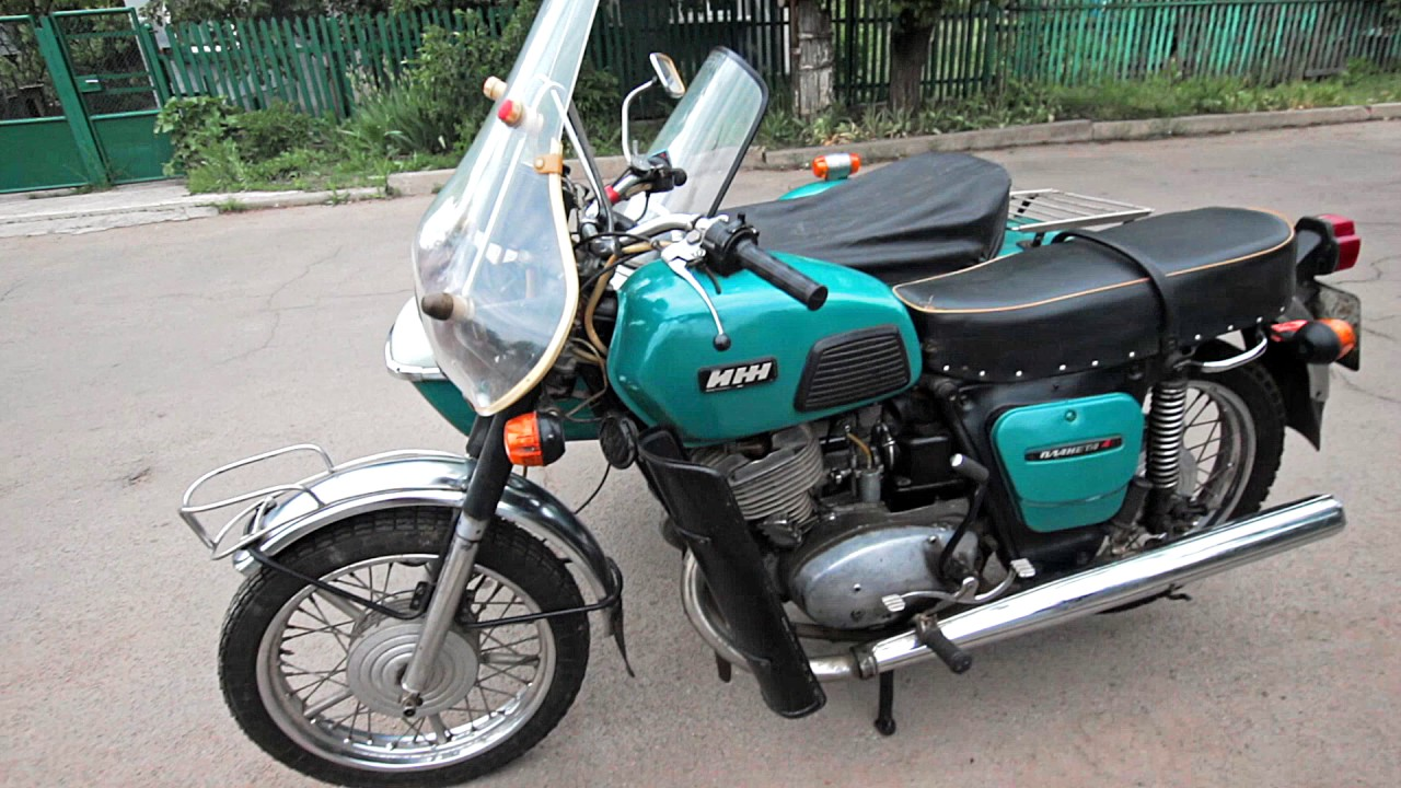 Зимний обзор предстоящих дел с мотоциклом ИЖ Планета 1963 г.в .