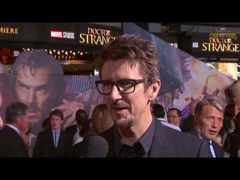 Director Scott Derrickson on Marvel's Doctor Strange Red Carpet Premiere Mp3