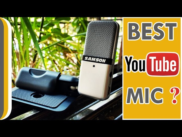 Samson Go Mic USB Condenser Microphone UNBOXING and REVIEW by UrIndianConsumer
