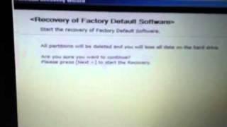 How To Restore A Toshiba Satelite Laptop