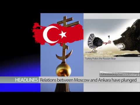 End Times Prophecy: Germany joins France while Turkey pokes the Russian Bear