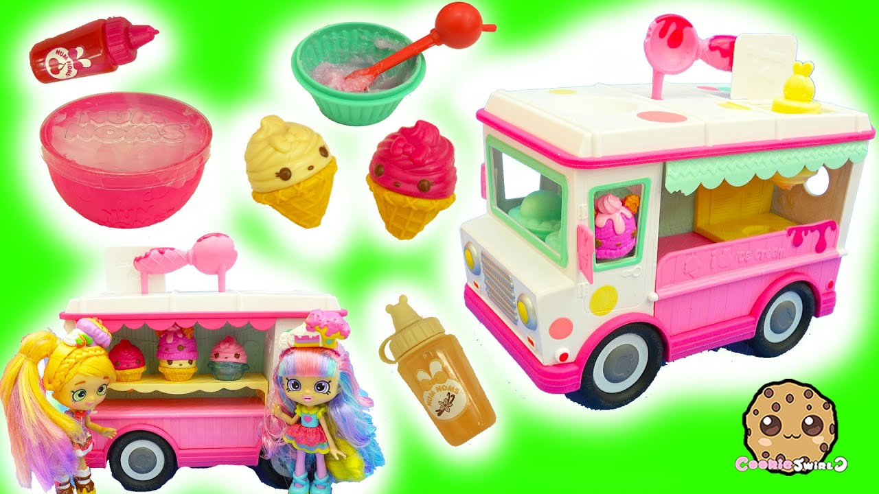 Do It Yourself Diy Make Your Own Num Noms Series 2 Lip Gloss Ice Cream Truck